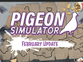 PigeonSim - February Updates