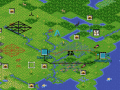 Dev Diary 01 - Making Civilization 2 look like Civilization 1!
