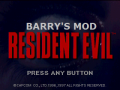 Resident Evil - Barry's Mod v2.1b - Download