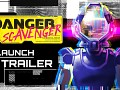 Danger Scavenger launches on PC and Nintendo Switch on March 25th!