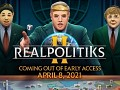 Modern-day grand strategy Realpolitiks II comes out of Early Access on April 8th!