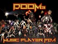 Doom 3 Music Player PDA