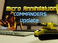 The COMMANDERS Update