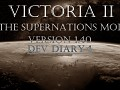 Victoria II: The Supernations Mod v. 1.40 - Development Diary 4 [An Imperialist United States]