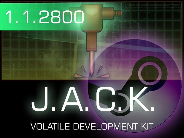J.A.C.K. major update: 1.1.2800