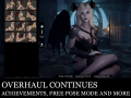 Overhaul Continues (Achievements, Free Pose Mode, and More)