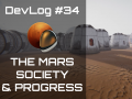 The Mars Society Collaboration & Development progress