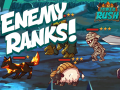 Tower Rush Build 3.29 introduces enemy ranks!