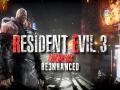 Resident Evil 3: Nemesis - RE3NHANCED (RESHADE BACKGROUND PREVIEW FOR v1.1)