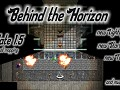 Behind the Horizon - Major Update avaiable