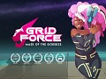 Grid Force - Mask of the Goddess. Sign up for the Closed Beta
