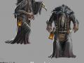 Concept art - Plague doctor