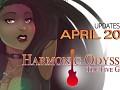 Harmonic Odyssey Updates for April