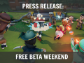 Free Beta Playtest Weekend - 14th to 16th of May