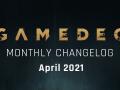 Monthly Changelog - April 2021