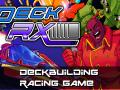 The team behind DeckRX: The Deckbuilding Racing Game