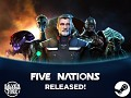 FiveNations is released.