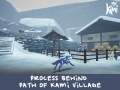 Process Behind Making the Village in Path of Kami