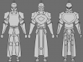Guards Character Design