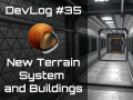 New Terrain System and buildings!