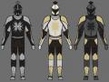 Guards Concept Art