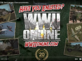 WWII Online celebrated a mile stone, It's 20th anniversary and look to the future