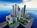 0.61 will be live soon - skyscrapers!