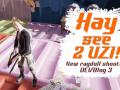 DevLOG 3. Gorgeous Gameplay with 2 UZI guns!