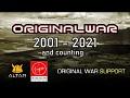 Original War 2001-2021: 20th Anniversary Documentary
