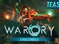 Dream Powered Games, a small 3 people indie dev team, is pleased to announce Warcry: Challenges !