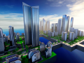 Even more skyscrapers, new blocks and resource price tweaks