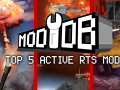 Top Five Active RTS Mods