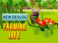 Update on development progress – new cars and small animals!