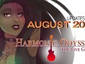 Harmonic Odyssey Developments for August 2021