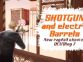 RushOut Devlog 7. Shotgun and slowmotion effect! New shooter from indie