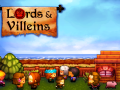 Medieval Pixel-Art Colony-Simulator Lords and Villeins Coming to Early Access this Month