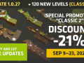 Offroad Mania 1.0.27 updates + Discount 21% Sep 9-23