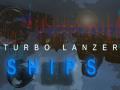 TURBO LANZER - Space ships types