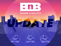 Bombs and Bullets Update 007 Pathfinding levels