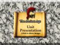 Unit Presentation: Princeps (Age3)
