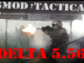 Smod Tactical Delta 5.56 released