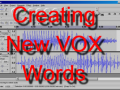 Creating New Words by Mixing Existing Ones