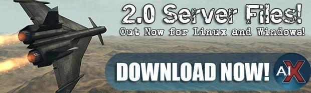 AIX 2.0 Server files Released