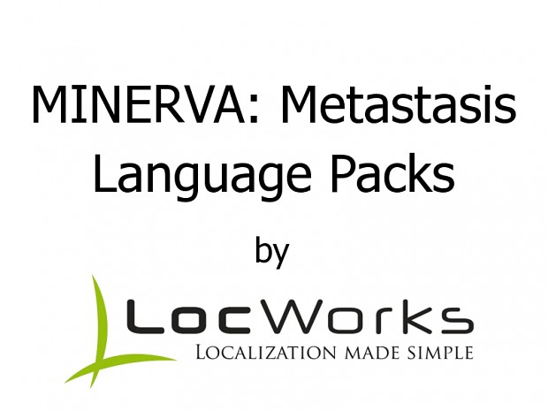MINERVA: Metastasis - Language Packs Released