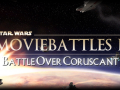 Battle Over Coruscant Preview and a Merry Christmas!