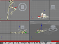 Crawling animation WIP