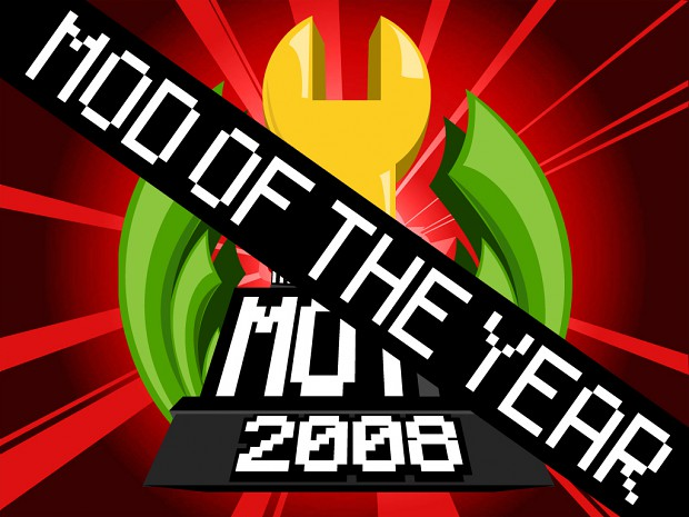 2008 Mod of the Year Winners