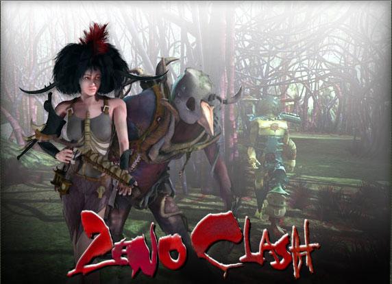 Zeno Clash Released