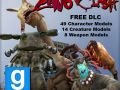 Zeno Clash releases Garry's Mod model pack