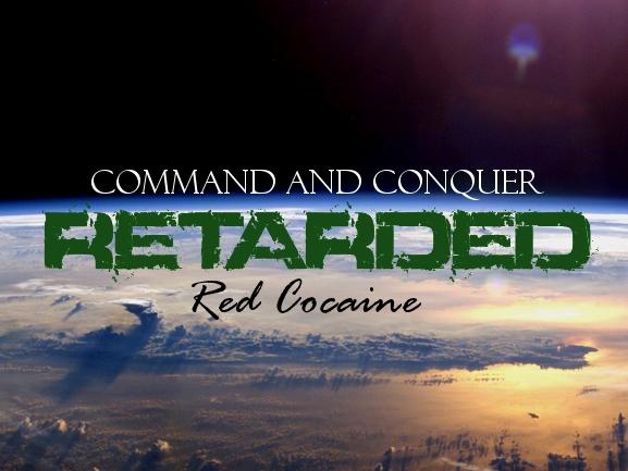 C&C Retarded: Red Cocaine v1.338 Promo Video (Allies)